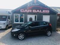 FORD FIESTA 1.4 ZETEC 16V 5 DOOR LOW INSURANCE/MILEAGE FINANCE PARTX