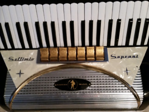 Italian Piano Accordion