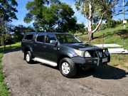 2006 Toyota Hilux  SR5 Ocean View Pine Rivers Area Preview