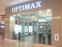 EYE EXAM FREE !!!OPTIMAX VISION LANSDOWNS PLACE. JULY 7TH, & 8TH