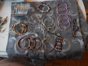 Many Fashion Bracelets!!!!