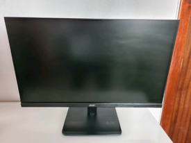 "Acer KA271Bbid Full HD 27"" LCD Monitor"