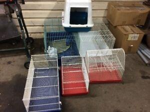 cage petit animaux