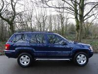 2001 Y Jeep Grand Cherokee 4.7 V8 Auto Limited..HIGH SPEC!!