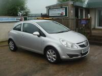 Vauxhall/Opel Corsa 1.2i 16v ( a/c ) 2008MY Club PAY AS GO TODAY