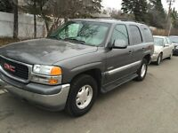 2001 GMC Yukon SLT 4x4 (Fully Loaded)