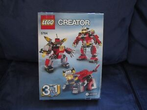 Lego neuf Rescue robot 5764 West Island Greater Montréal image 1