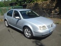 1999 Volkswagen Bora Se, 1.9 TDI, 110, Full MOT, Leathers, Highline Spec.