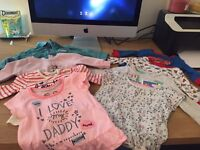 Random Selection of Baby Clothes