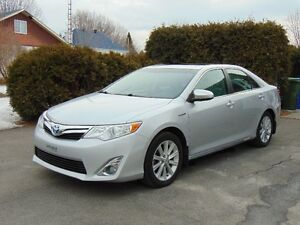 2012 Toyota Camry HYBRIDE XLE