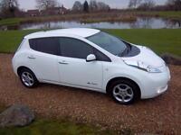 2014 / 64 Nissan Leaf Visia +