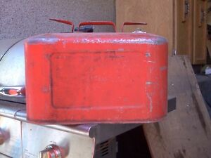 FUEL TANK FOR OUTBOARD MOTORS