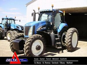 2006 New Holland TG215 Tractor