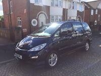 TOYOTA PREVIA 2.0 DIESEL 1 OWNER WHEEL CHAIR ACCESS 8 SEATER