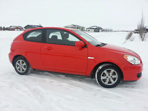 2008 Hyundai Accent Hatchback LOW KM'S **Reduced