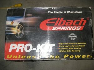 chrysler 300 Eibach lowering springs. NEW Regina Regina Area image 1
