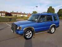 2002 Land Rover Discovery 2.5Td5 GS