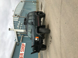 1993 Jeep Cherokee Sport Other