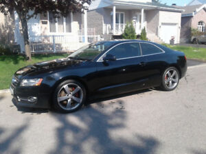 AUDI A5 TURBO  2010 4 cylindres TRÈS propre