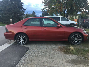 2001 Lexus IS300 Other