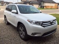 2012 Toyota Highlander Limited V6