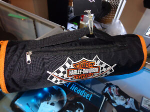 Harley travel roll blanket NEW- recycledgear.ca Kawartha Lakes Peterborough Area image 4