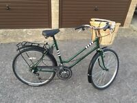 Ladies Dutch Style Bike with Basket. Can deliver