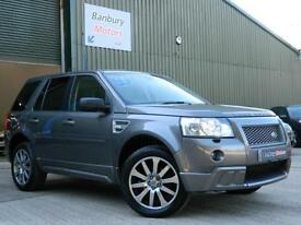 2009 LAND ROVER FREELANDER TD4 HSE ESTATE DIESEL