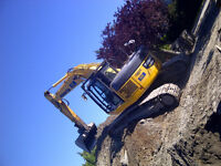 Excavator Operator Required