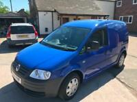 2009 Volkswagen Caddy 2.0SDI PD ( 69PS ) C20 ** NO VAT TO PAY **