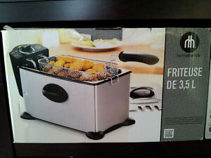 3.5L Deep Fryer, Never Used