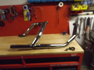 Harley Touring exhaust Header
