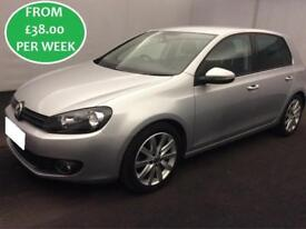 £164.68 PER MONTH Volkswagen Golf 1.4 TSI 2012MY GT HATCHBACK