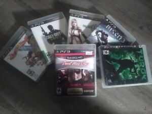 PS3 Games....