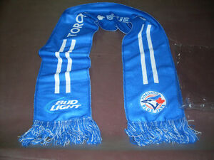 Toronto Blue Jays Bud Light Scarf *NEW*