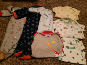 Newborn/0 to 3 month (boy)