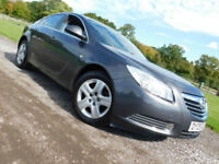 2009 VAUXHALL INSIGNIA 1.8i 16v VVT Exclusiv 5 DOOR**FSH**GREAT VALUE £3195**