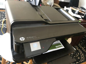 "HP 7610 Officejet Printer - Wide Format up to 11""X14"""