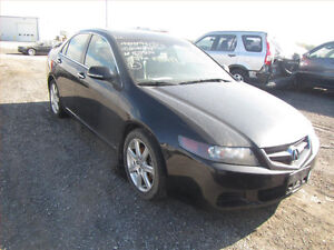 2004/2008/ ACURA TSX (AIR BAGS &ROOF BAGS)