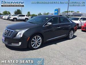 2013 Cadillac XTS Luxury  - Leather Seats -  Bluetooth -  Heated
