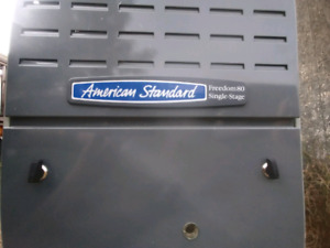 American standard furnace freedom 80 single stage