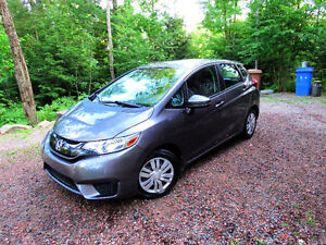 2015 Honda Fit LX Berline