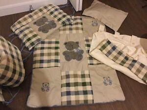 Literie bassinette pour garçon