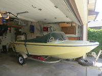 Boat and Trailer for sale REDUCED