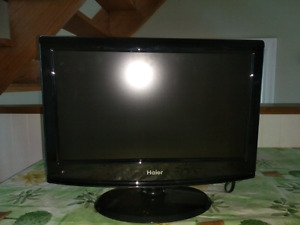 Haier 19 inch LCD tv receiver