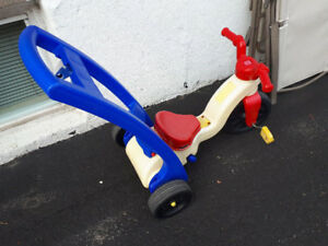 Kids Toy Tricycle