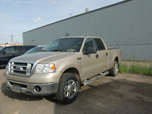 2008 Ford F-150 XLT Pickup Truck -GREAT SHAPE! CALL NOW!