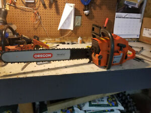 Chainsaw chain sharpening $10