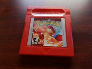 Pokemon Red - Gameboy Color (Working battery!)