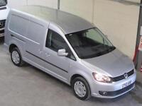 Volkswagen Caddy Maxi 4MOTION 2.0TDI C20 Manual 110ps 4x4 NO VAT **NOW S0LD**